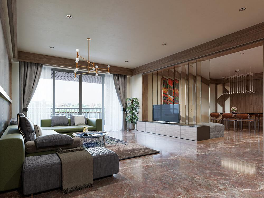 The Indus, 4 BHK Apartments-5